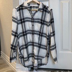 American Eagle soft flannel